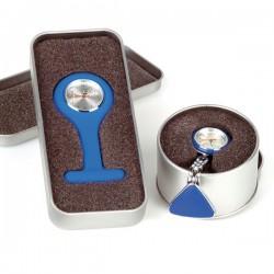 Montre Infirmière silicone avec broche épingle